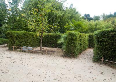Bludiště z bambusu I.
